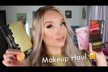 Haul : Urban Decay, Kaja, Pretty Vulgar, Makeup Obsession, Lilly Lashes,  MAC, Melt Cosmetics