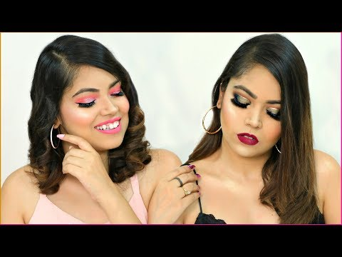 SWEET vs SPICY Look – The Power Of Makeup | #Beauty #Anaysa