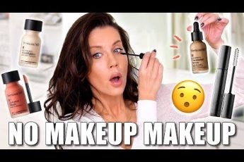 """NO MAKEUP"" MAKEUP COLLECTION … Try-On Review"