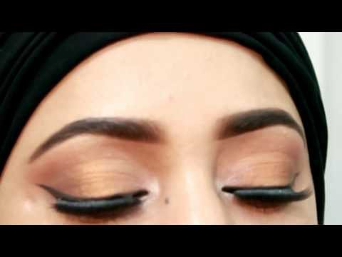 SOFT EYES MAKEUP FOR EID 2019 // STEP BY STEP EYES MAKEUP FOR BEGGINERS