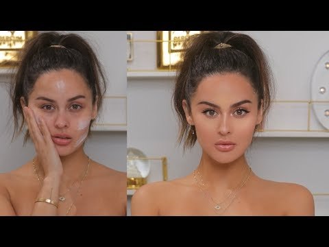 Natural Glowy Summer Makeup Tutorial