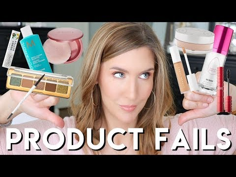 Disappointing Products 2019 | Beauty Product FAILS