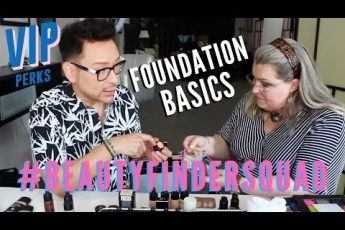 Learn From The Best | Foundation Basics For Pro Makeup Artists