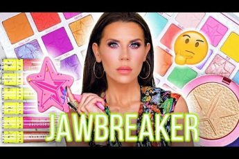 Jeffree Star Cosmetics JAWBREAKER COLLECTION … First Impressions