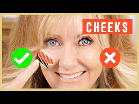 Over 50 Makeup Tutorial | CHEEKS
