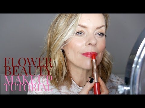Flower Beauty makeup tutorial