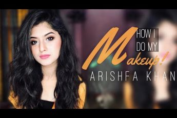 HOW I DO MY MAKEUP | ARISHFA KHAN