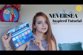 NEVERSEA FESTIVAL INSPIRED: BOLD EYES MAKEUP TUTORIAL (2019)