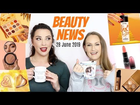 BEAUTY NEWS – 28 June 2019 | Coral mashara will take the makeup world by storm!