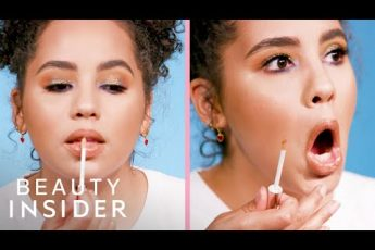 I Tried A Full Face Of Homemade Makeup | Beauty Or Bust