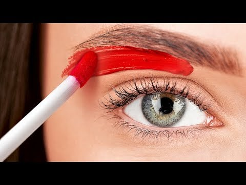 26 CRAZY MAKEUP HACKS