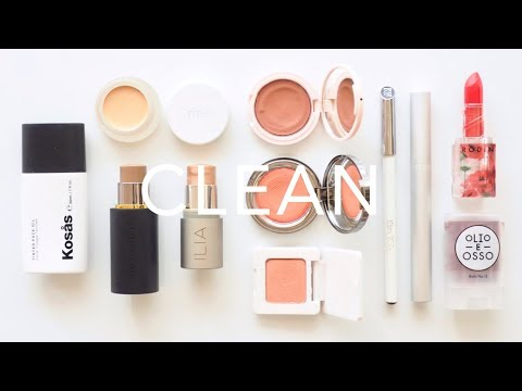 Clean Beauty Routine | All Natural, Minimal Makeup