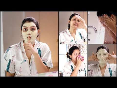 5 Secret tips to look beautiful without makeup / how to look good without makeup /  / #Beautyhacks
