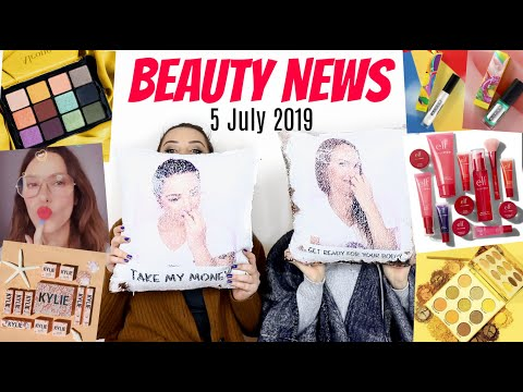 BEAUTY NEWS – 5 July 2019 | Battle of the Kylies!
