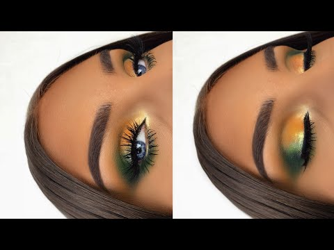 COLOURPOP THROUGH MY EYES PALETTE INSPIRED | MAKEUP TUTORIAL