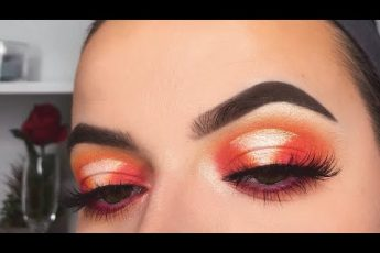 Pink Sunset Halo Eye Makeup Tutorial – BH Cosmetics Take Me Back to Brazil Palette