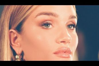 Dewy skin and bronze makeup with Kelsey Deenihan and Rosie Huntington-Whiteley