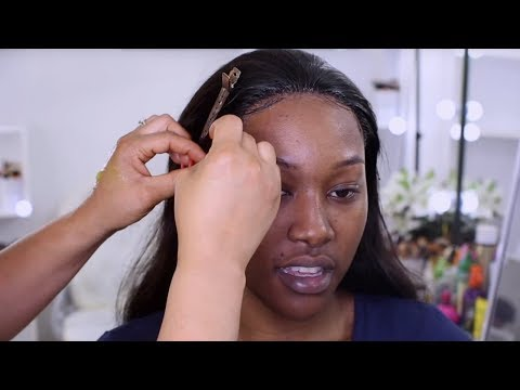 SUPER CHEAP HUMAN HAIR LACE FRONT WIGS UNDER 100$ AMAZON|NATURAL MAKEUP|VIP BEAUTY HAIR
