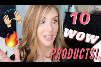 10 Beauty Products That Are Worth The Hype | Collab w Mel Thompson