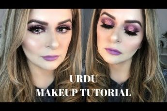Halo Eye makeup Tutorial in URDU | HINDI | Pakistani Youtuber