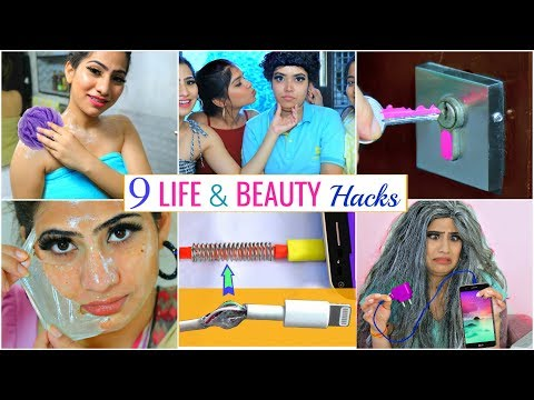 6 LIFE & BEAUTY Hacks You Must Try … | #Skincare #Makeup #Fun #Anaysa