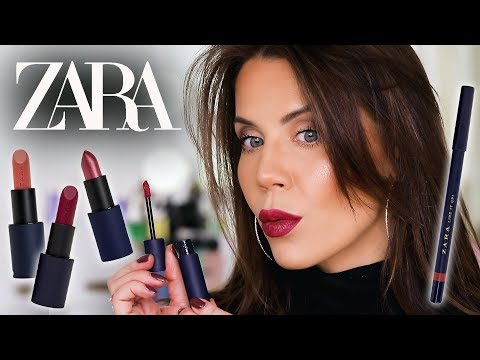 ZARA MAKEUP … Mind Blown ?