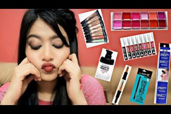 Most Affordable Brand Makeup Review | kiss beauty products اردو / हिंदी