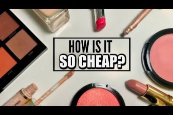 Makeup Products That SEEM MORE EXPENSIVE Than They Are