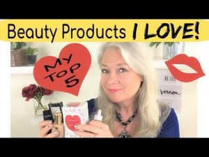 My Top 5 Beauty, Makeup, Skincare Finds, Tested & Reviewed by Me for Mature Women, Awesome over 50