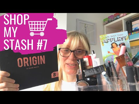 SHOP MY STASH #7 | Weekly Makeup Selection | Beauty Over 40