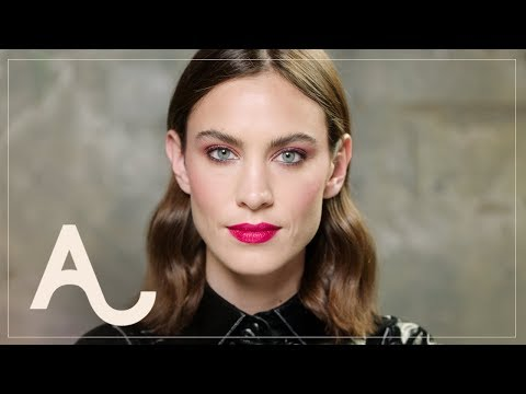 Smokey Glam Makeup Look with Lisa Eldridge | ALEXACHUNG