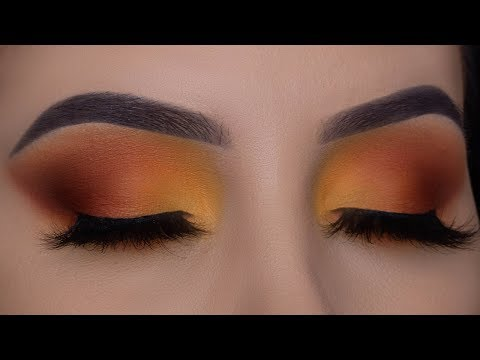 EASY Summer Glam Eye Makeup Tutorial | MAKES YOUR EYES POP ?