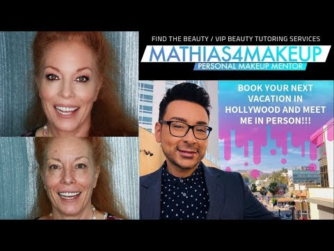 Over 40? Over 50? | Stop Doing Your Makeup Like A Youtuber! | mathias4makeup