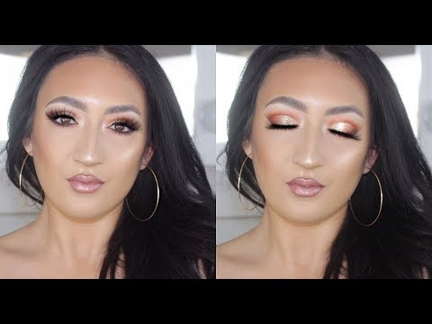 BRONZED GODDESS MAKEUP TUTORIAL + GIVEAWAY WINNER!!