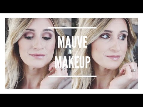 Mauve Spring Time Makeup Tutorial | Beauty at Tiffany's