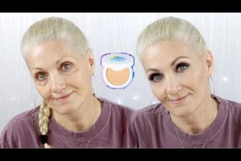 HOT FLASH & Wrinkles Makeup! #109 – Aquasurance Compact Foundation by jcat Beauty – BentlyK