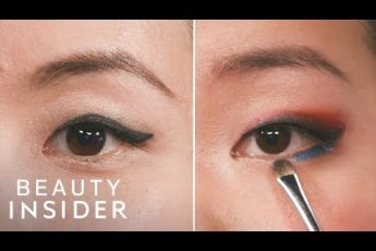 How To Apply Makeup To Monolids, According To A Professional