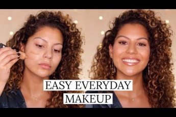 Flawless Lightweight Makeup Routine!   Drugstore & High End