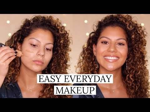 Flawless Lightweight Makeup Routine! | Drugstore & High End