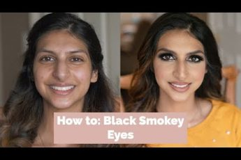How I Do Makeup on Clients | Smokey Eyes Makeup Tutorial