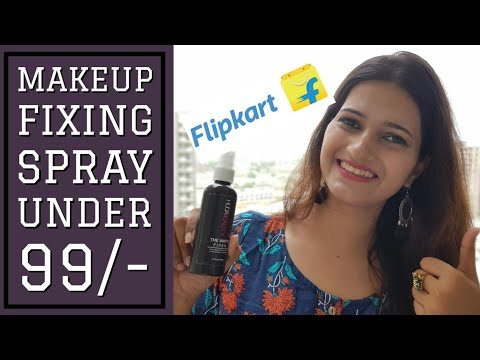 Cheapest makeup fixer spray?Huda beauty makeup fixer spray review || Mansi-Loves-Fashion