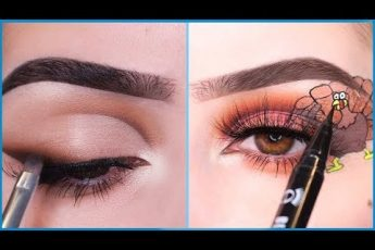 Learn How to Apply Eye Makeup with Tips & Tutorials | Beautiful Eye Makeup Tutorial Compilation #6