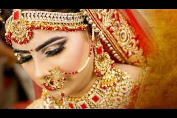 HD Heavy Coverage Waterproof Bridal makeup By Prabha Makeover
