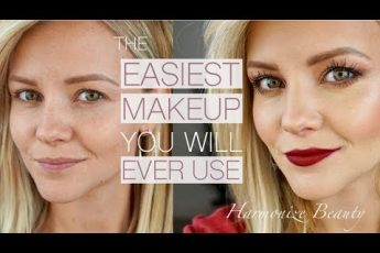 Easiest Makeup You will ever use! – Harmonize_ Beauty