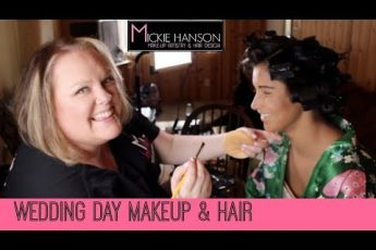 Wedding Day? Hair & Makeup?M by Mickie