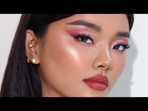 MY SIGNATURE LOOK ON ASIAN HOODED EYES | Hindash