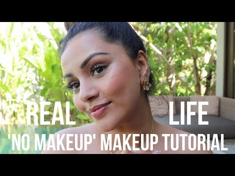 UPDATED NO MAKEUP MAKEUP TUTORIAL | HOLIDAY EDITION