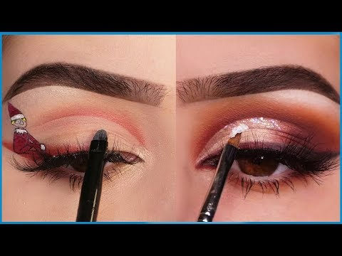 Learn How to Apply Eye Makeup with Tips & Tutorials | Beautiful Eye Makeup Tutorial Compilation #10