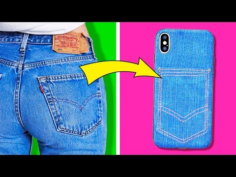 30 AMAZING DIY PHONE CASE IDEAS