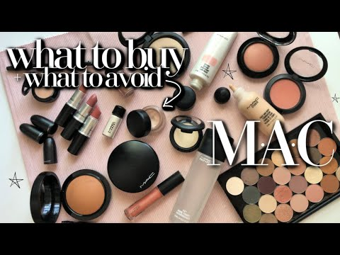 MAC Cosmetics //  BEST + WORST + DUPES